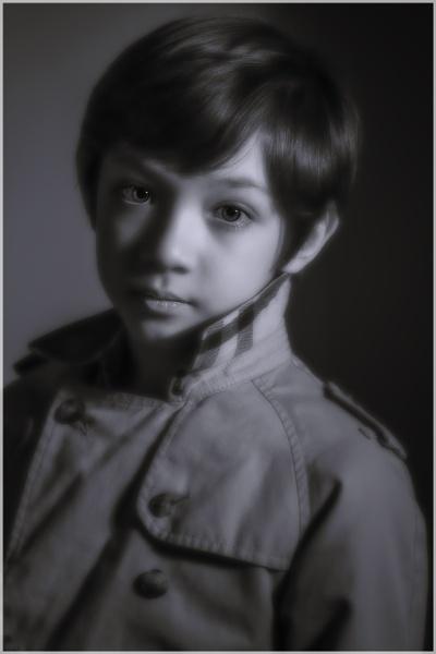 1940\'s child by IanSR