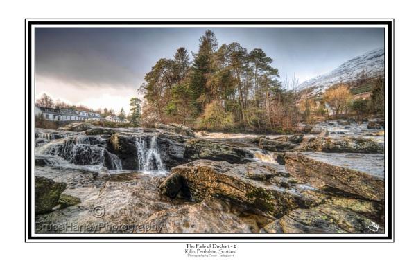 The Falls of Dochart - 2 by MunroWalker