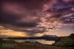 West coast of Scotland.