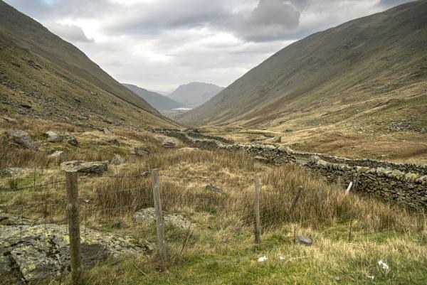 The Road to Glenridding by IainHamer