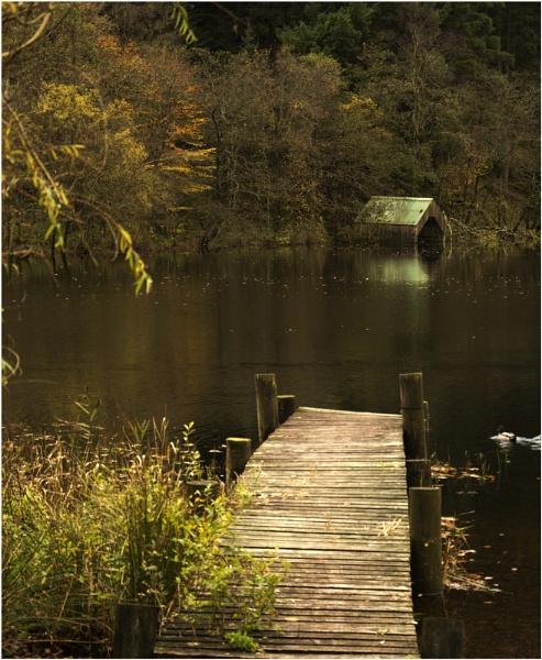 Loch Ard by Desb