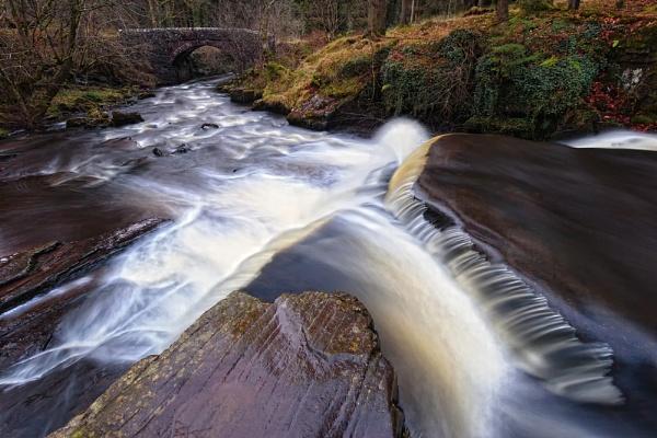 The Bridge Downstream by Buffalo_Tom