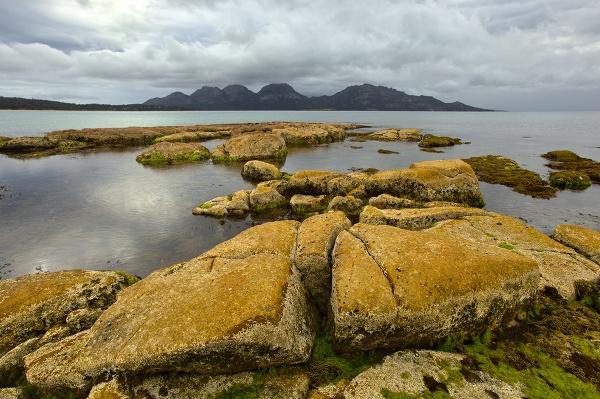 The Hazards-Freycinet National Park Tasmania by robst