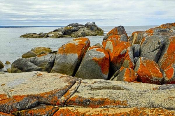 Binalong Bay Tasmania by robst