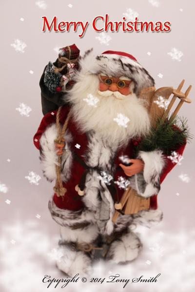 Santa by mio2mio