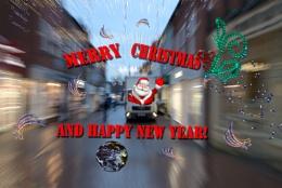 Santa's coming....