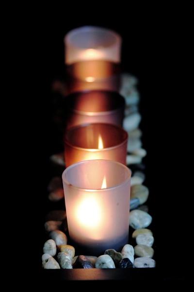 Candle Lights by Bigdenbo