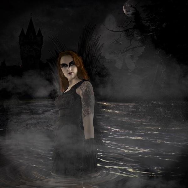 Black Swan by vonbatcat