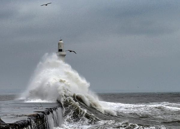 Winter sea by cisco4611