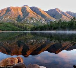 Sunrise at the Reservoir.