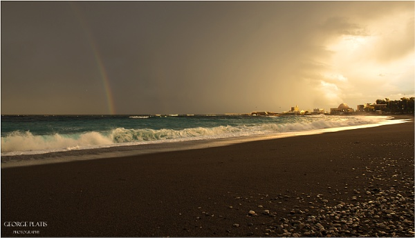 After the storm by GeorgePlatis