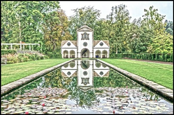 Garden Lake by bazza21