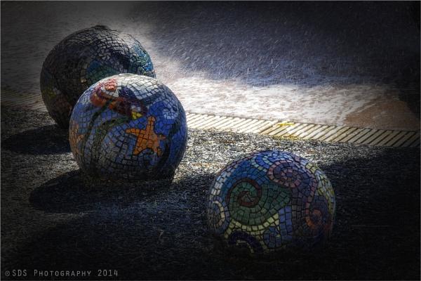 Three Balls by Daisymaye