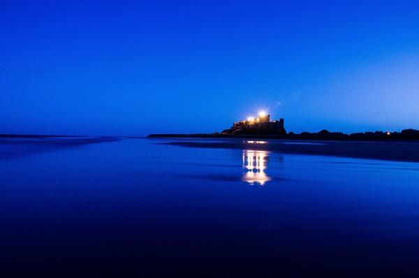Bamburgh Castle by icphoto