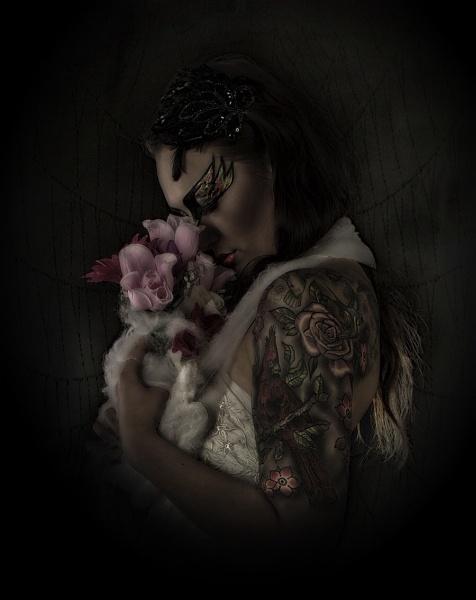Dark Swan by vonbatcat