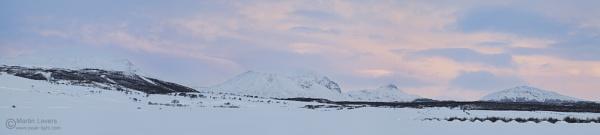 Icelandic Sunset by martinl