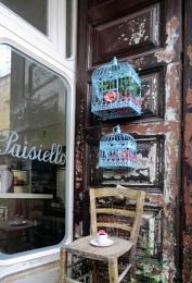 Shop exterior in Lecce