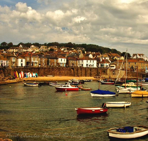 Mousehole by Paulspix