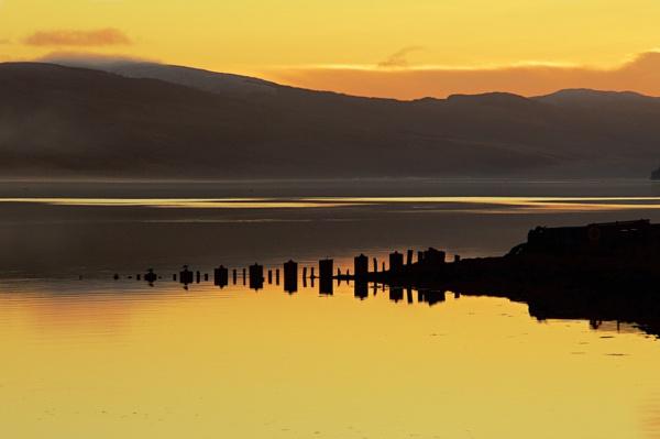 Stunning Loch Fyne Argyll by howbeg