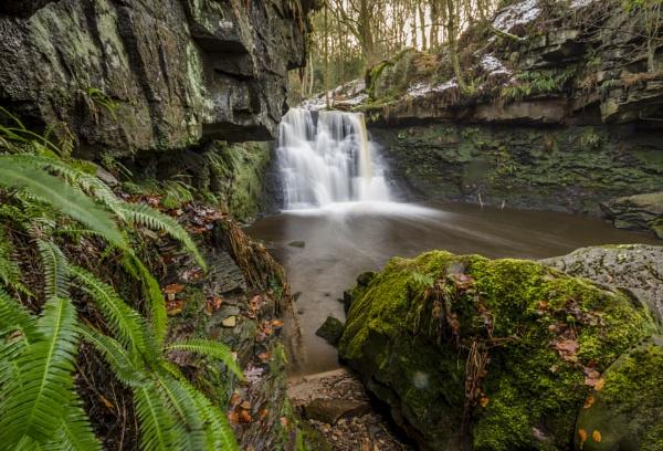 Goit Stock Waterfall by Fotomanic1