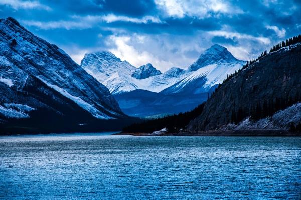 Rocky Mountains 1 by DavidMosey