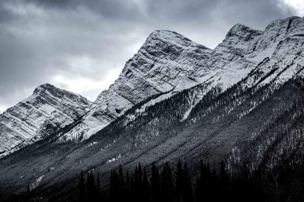Rocky Mountains 4 by DavidMosey