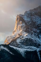 Sunrise in the Rockies 4