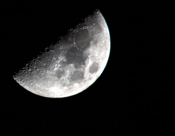 Half Moon by Dingus