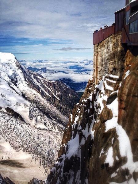 Viewing Platform - Mont Blanc by JessicaMay