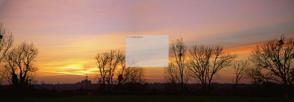 Redbridge Sunset by davetac
