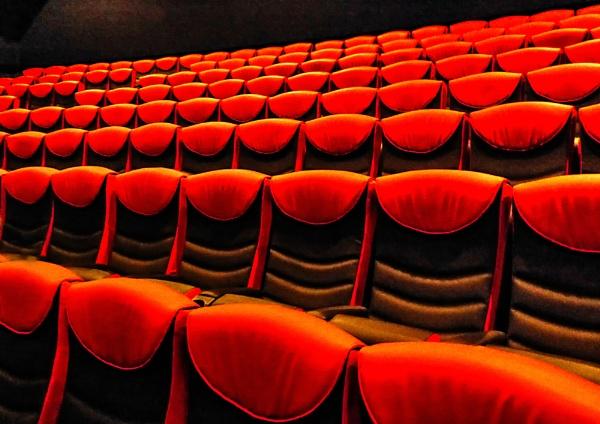 The Cinema by SteveMcHale