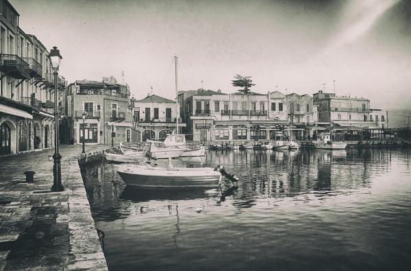 travel memories -Rethymno by atenytom