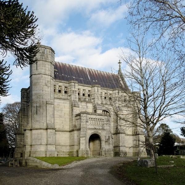 Tavistock Cemetery Chapel 2 by topsyrm
