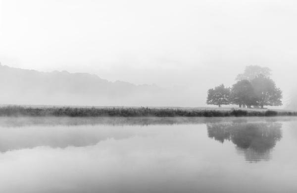 Mist on the Derwent by DalesLass