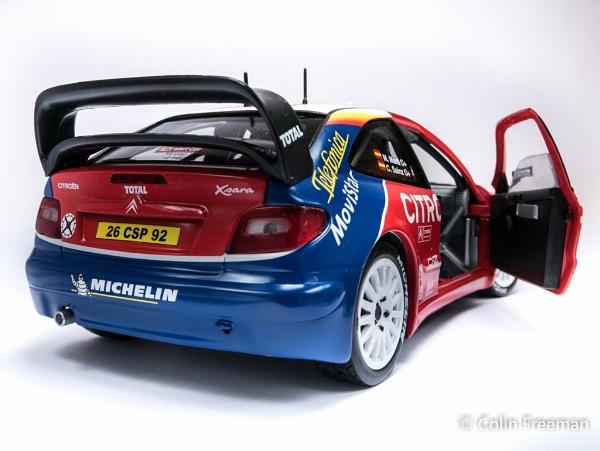 WRC Citroen Xsara by cfreeman