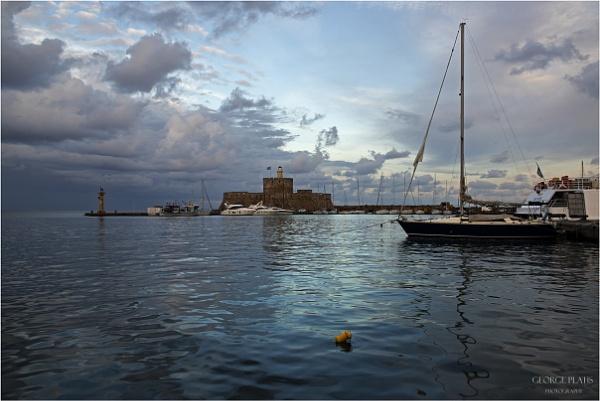 Rhodes by GeorgePlatis