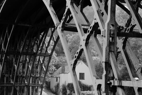 The Iron Bridge by Oldstoat