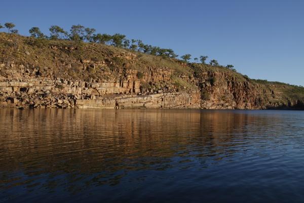 CHAMBERLAIN GORGE WESTERN AUSTRALIA by BRITCHIE