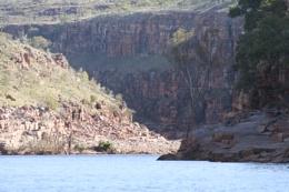 CHAMBERLAIN GORGE WESTERN AUSTRALIA El Questro