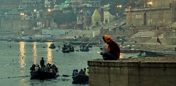 Ganga III by jonathanbp