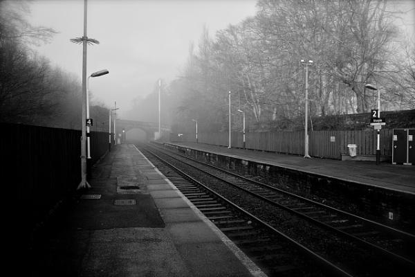 Mist on the Line by Macximilious_XXII