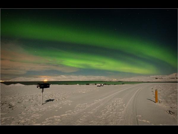 Aurora Postbox by JaneMIchelle