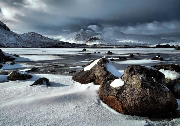 Winter Coat by bill33