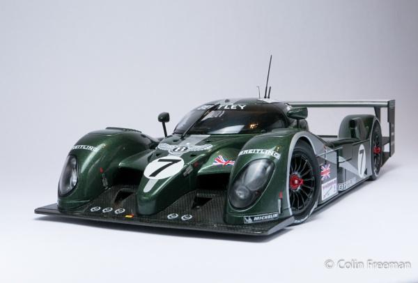 Bentley racing car by cfreeman