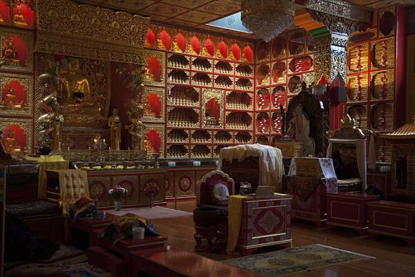 Kagyu Samyo Ling Tibetan Moonastery by danbrann