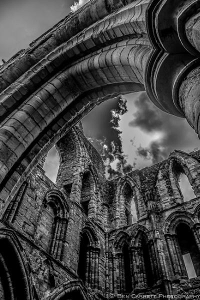 Wenlock Priory by bencarrett