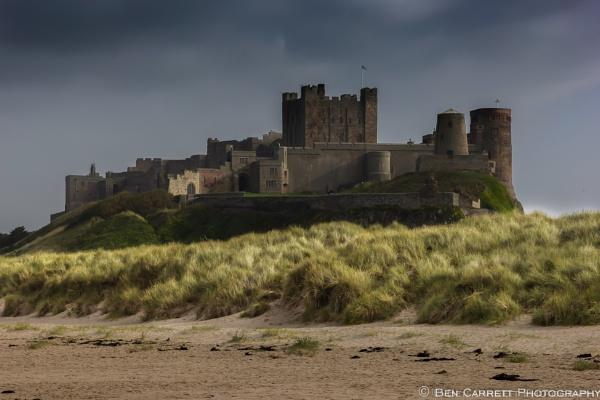 Bamburgh Castle by bencarrett