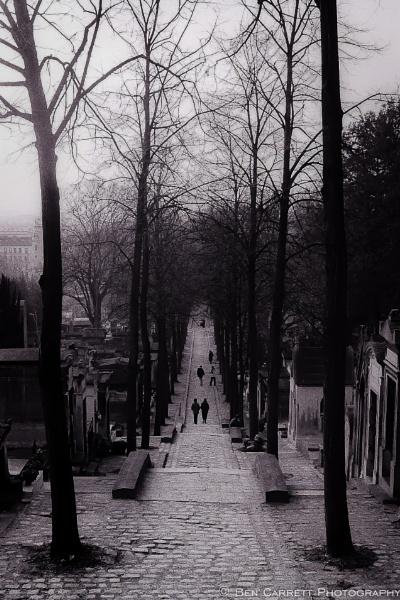 Gothic Promenade by bencarrett