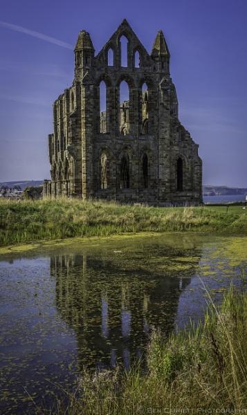 Whitby Abbey by bencarrett