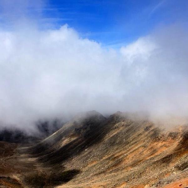 Cloud shadows by Justine67